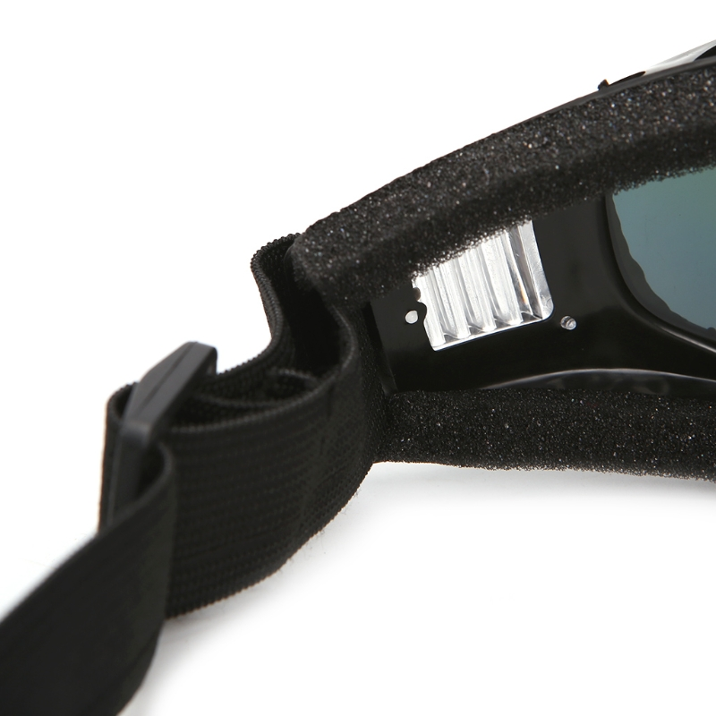 Image 4 - Universal Outdoor Safety Glasses Goggles Lens Mountain Climbing Skiing Eyewear-in Safety Goggles from Security & Protection