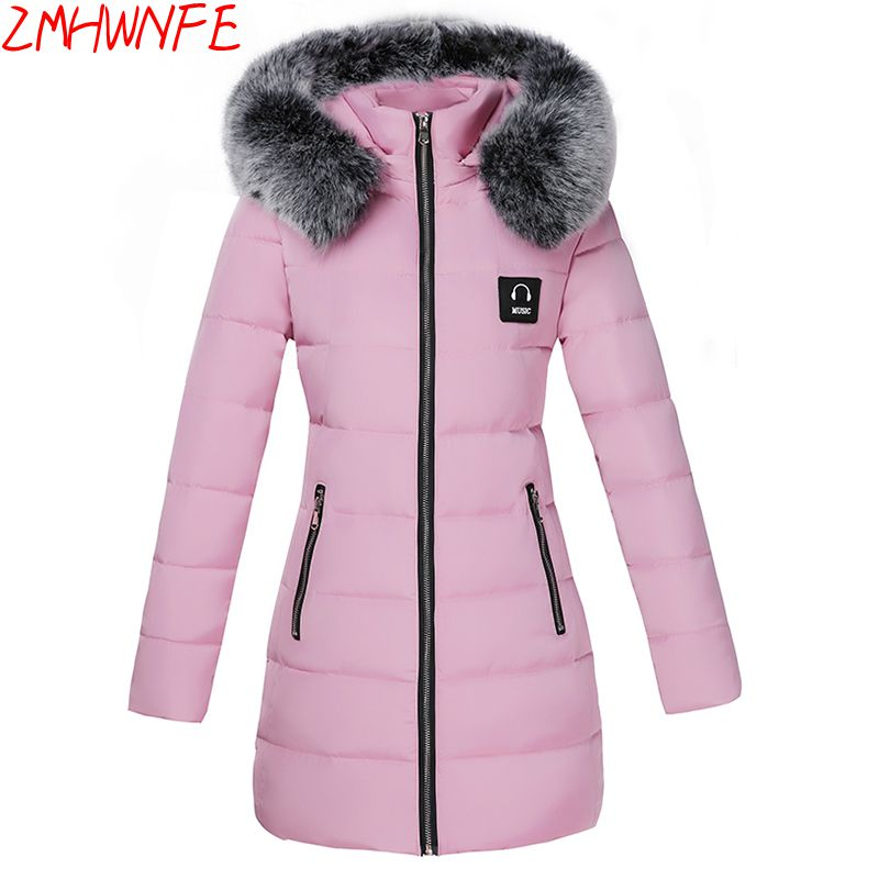 2017 Time-limited Top Fashion Full Zipper Solid Womens Winter Jackets And Coats Winter Cotton Coat In The Long Paragraph Jacket womens winter jackets and coats promotion special offer 60% zipper cotton solid 2016 female in cotton padded jacket w06005 coat