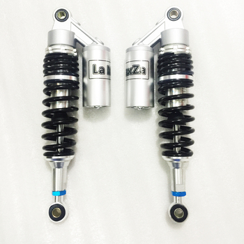 Universal 320mm 330mm Motorcycle Air Shock Absorber Rear Suspension For Honda Yamaha Suzuki Kawasaki Dirt bikes Gokart ATV one pair 280mm motorcycle air shock absorber rear suspension for honda ymaha suzuki kawasaki aprilia benelli ktm