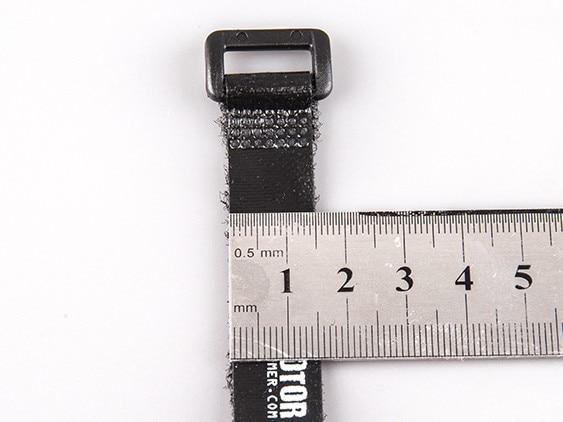 10PCS BeeRotor 15 * 200mm LiPo Batteri Tie Strap BR1520 - Radiostyrda leksaker - Foto 4