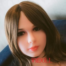 WMDOLL  adult sex dolls head for real adult doll