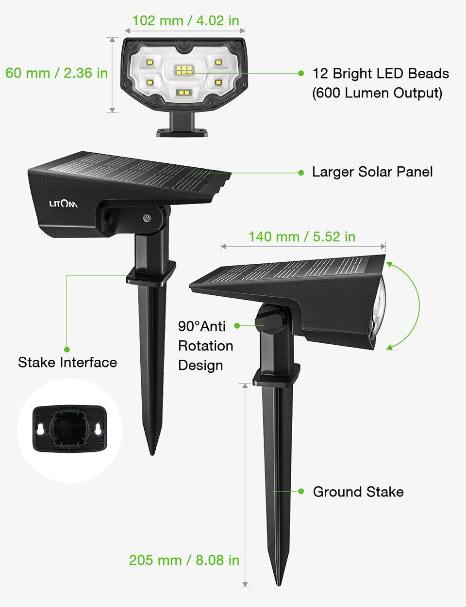 PK Impermeabile Powered LED 5