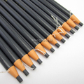 12PCS Long Lasting Gray Eyebrow Pencil Eye brow liner pen Makeup Eye Beauty Tool Eyebrow Enhancer Wholesale