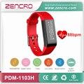 New Arrival Smart Pedometer Wristband Activity Fitness Tracker Optical Sensor Heart Rate Pulse Watch