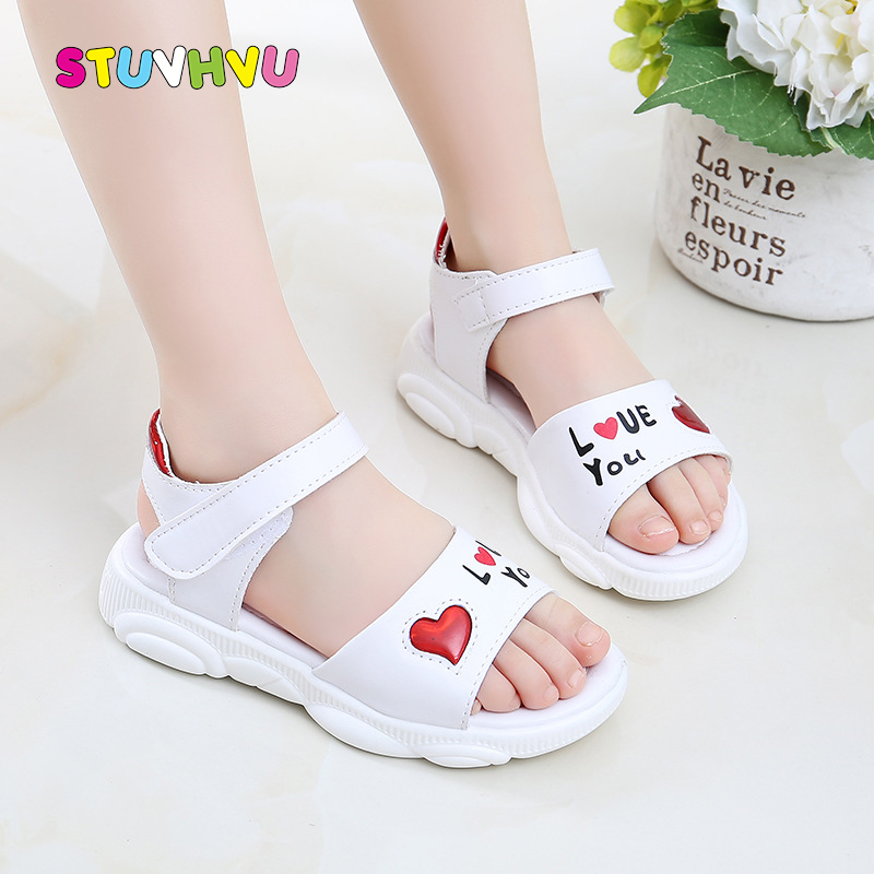best choice cheap price detailed look Big Discount #a32a - Kids Sandals Girls Beach Shoes Summer 2019 ...