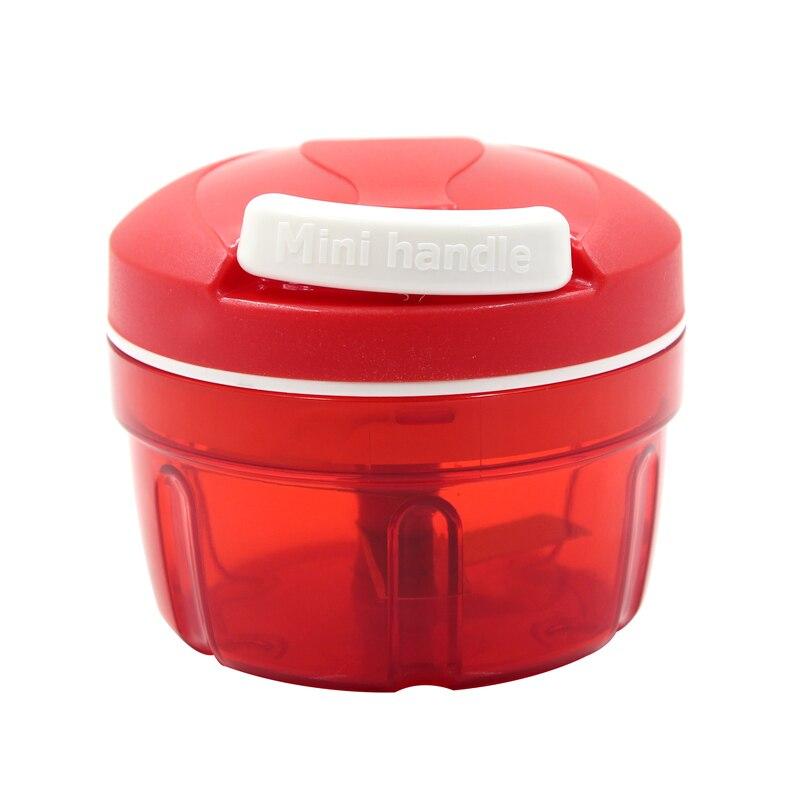 YONTREE 1 STÜCK Schnelle Chopper Knoblauch Schleifer Multifunktionale Hand Gemüse/Früchte Schredder 5 Farben Erhältlich