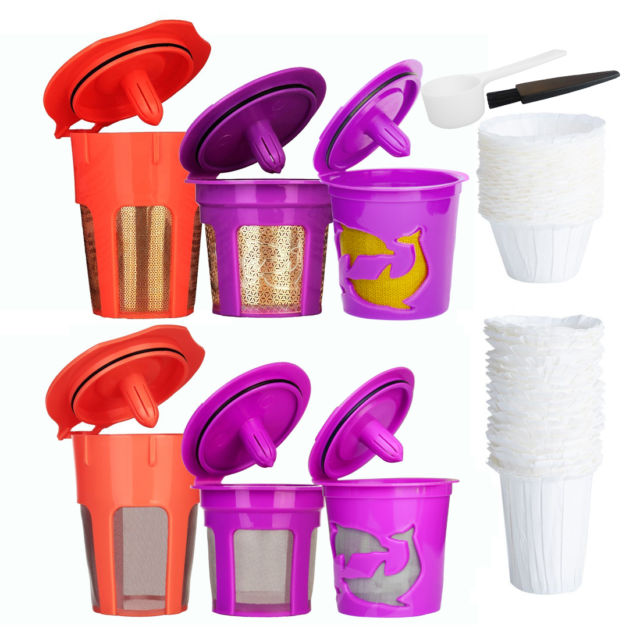For Keurig     2.0 $ 1.0 K-Carafe K-Cups Refillable Reusable  Filter Carafe K Cups K Carafe Free for wholesale  prices