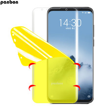 3D Front Film for Meizu 16S 16th 16 16X Plus Hydrogel Screen Protector for Meizu Note 9 8 V8 Pro M8 X8 TPU Nano Film Not glass
