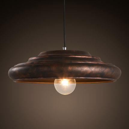 Loft  American Vintage Wrought iron Pendant Lamp personality Vintage Pendant Light Cafe Bar Wrought Iron Art Pendant Lights
