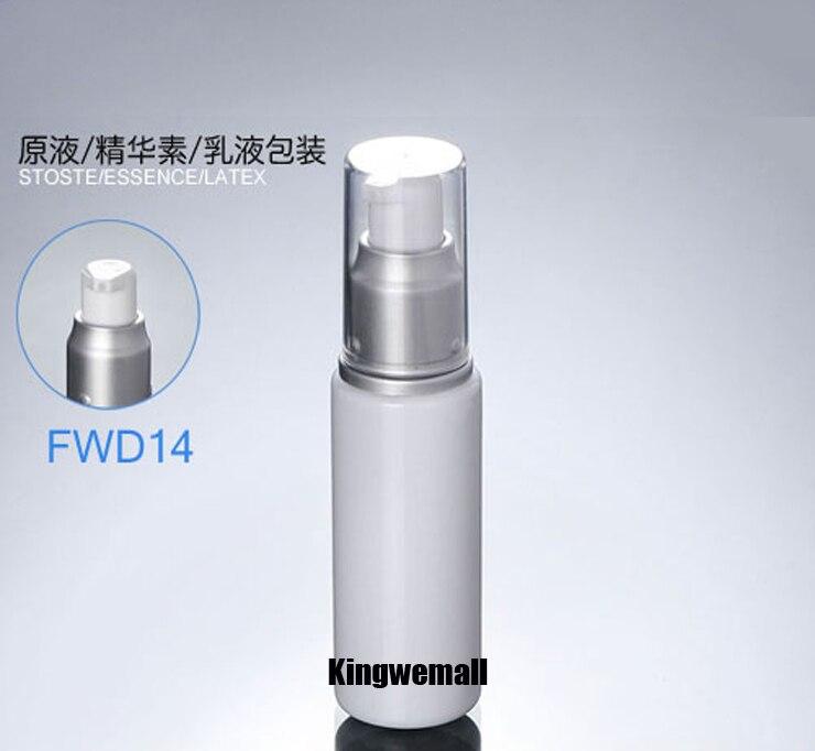Емкость 50 мл 300 шт/партия с фабрики Высококачественная бутылка для лосьона для косметической упаковки FWD13
