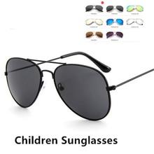 Nouveau Enfant Jolie Lunettes Fille Alliage lunettes de Soleil Mode Garçon  Fille Enfant Classique Vintage Mignon lunettes de Sol. 56e3d4c42d8b