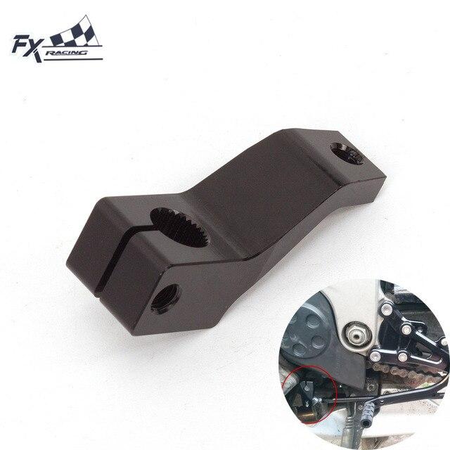 Palanca de cambios de engranaje de motocicleta CNC de 10MM, barra para brazo para Honda CBR250 CBR150 CB190R CBF150 CBR125 CB150R CBR300R GROM MSX125 CBR600RR