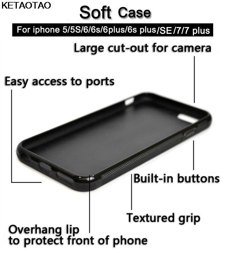 KETAOTAO Naruto Tutti Bijuu Phone Cases for iPhone 4S 5C 5S 6S 7 8 Plus X for Samsung S6 8 9 NOTE Case Soft TPU Rubber Silicone