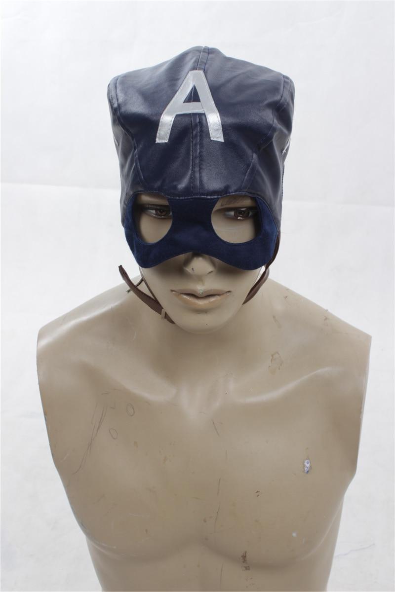 Avenger ასაკი Ultron კაპიტანი - საკარნავალო კოსტიუმები - ფოტო 6