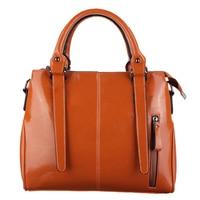 8 Pcs of (Women Leather Handbag Shoulder Bag Tote Messenger Crossbody Bag Ladies Satchel Purse Brown Convenient storage )