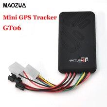 Авто Мини GPS трекер GT06 GPS + фунтов локатора дистанционного управления отрезать питания/топлива автомобилей устройств сигнализации GPS монитор слежения