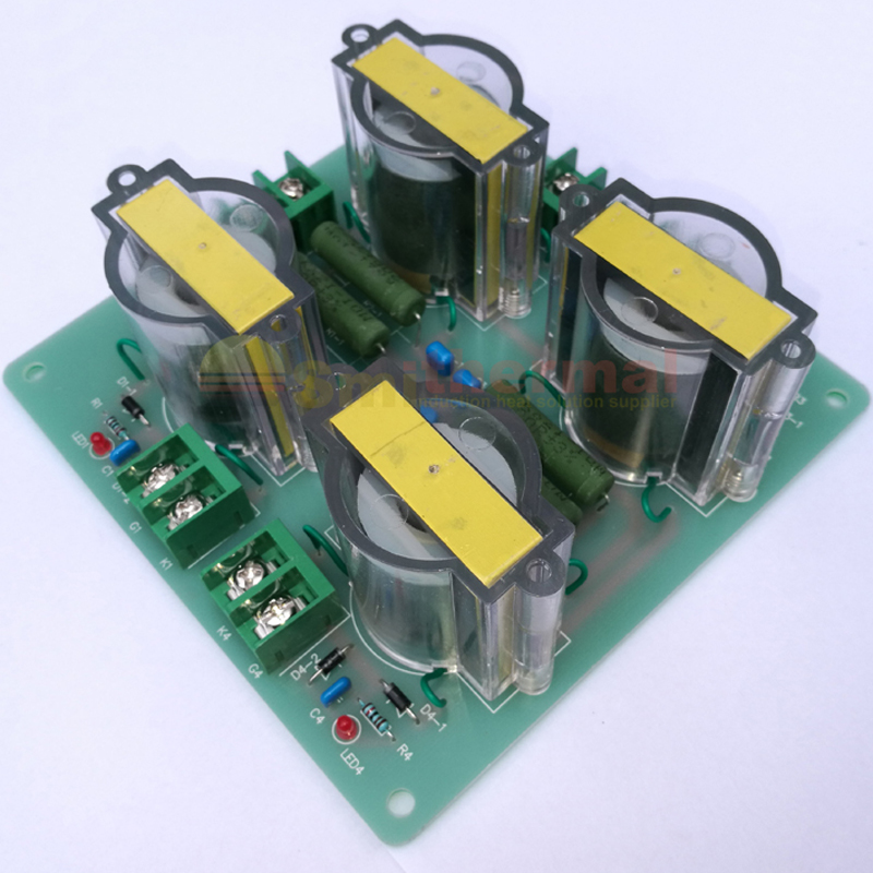 MB 4 Pulse Transformer for Medium frequency thyristor Induction cast furnace, free shipping