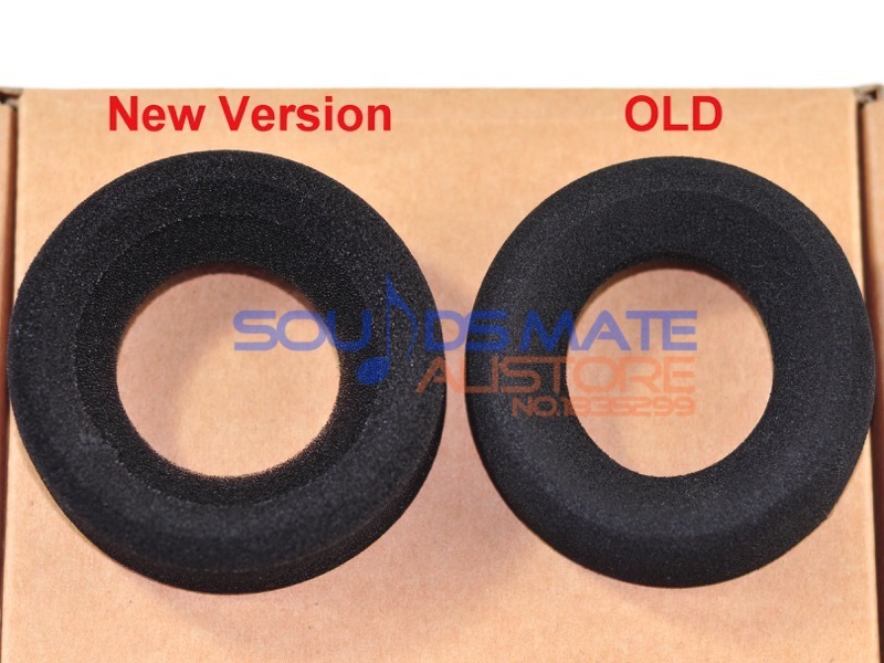 New L Cush Ear Pads Replacement Foam Cushion For Grado RS1 RS2 GS1000 RS1 i e RS2 i e GS 1000 i e Series Headphones душа в заветной лире