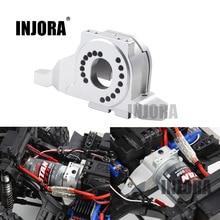 INJORA alüminyum alaşımlı Motor montajı için ısı emici 1/10 RC paletli Traxxas TRX 4 Defender TRX4 Bronco #8290
