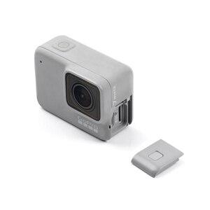 Image 1 - Replacement Side Door for GoPro Hero 7 white Edition USB C Micro HDMI Door Waterproof Protective Repair Parts Accessories