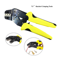 7 5 Multifunctional Wire Terminal Crimping Tool Ratchet Crimping Tool Plier For Insulated Terminal