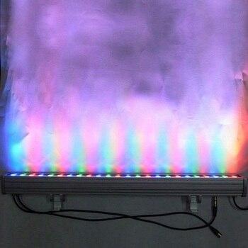 ขายอลูมิเนียมอัลลอยด์ power ในร่ม 36 W AC90-260V IP65 กันน้ำกลางแจ้ง Led ผนังเครื่องซักผ้าแสง