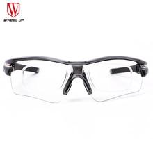 WHEEL UP Photochromic Cycling Goggles Polarized Sports Sunglasses Men Women MTB Mountain Road Bicycle Eyewear Cycling Glasses