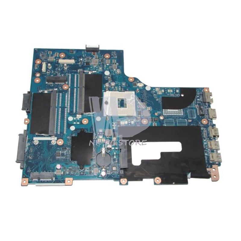 NOKOTION NB.RYR11.001 NBRYR11001 For Acer aspire V3-771 V3-771G Laptop Motherboard VA70/VG70 MAIN BOARD HM77 UMA DDR3 va70hw main bd gddr5 motherboard for acer aspire v3 772g laptop main board ddr3 geforce gtx760m 100