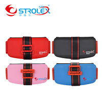 Strolex Grab and Go Booster Baby Seat Child Safety Car Seat Portable Foldable Baby Seat Dining Eating Chair Safety Seat Harness