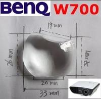 New original lens for benq w700 svga dlp projector lens convex lens