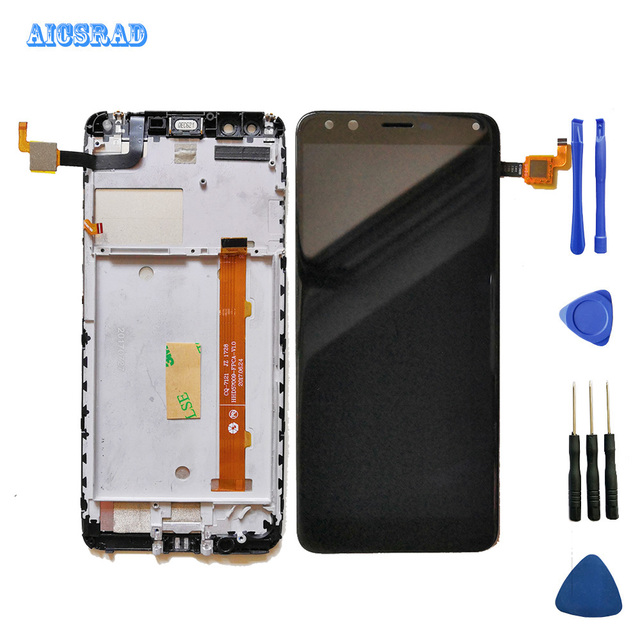 separation shoes fb5ad fcaa1 US $33.52 |5.7 inch For Cherry mobile flare s6 plus LCD Display+Touch  Screen Digitizer Assembly 100% tested LCD+Touch Digitizer s 6 +Tools-in  Mobile ...
