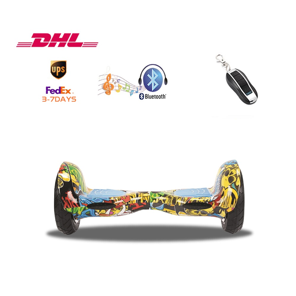 2 Wheels Smart Self Balancing Smart Hoverboard Bluetooth Scooter Remote Control hover board  have UL2272 3-8 days of delivery hot sale 4 5 inch electric self balancing scooter hoverboard smart wheels smart scooters balancing board for kid n5 1