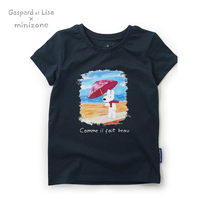 High Quality Brand Grils Boys Cotton Printing T-Shirt Children Short Sleeve Clothing Kids Clothes  Roupas Infantis Menino