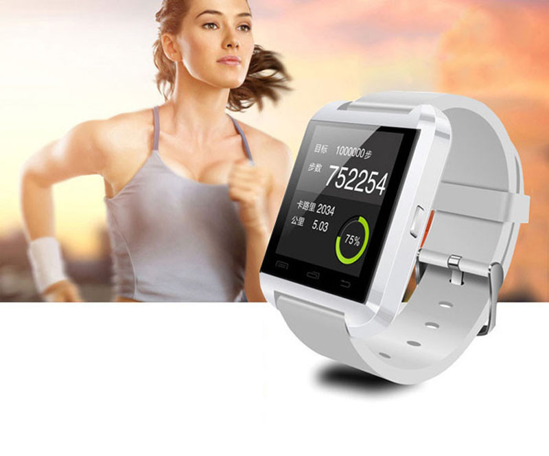 Watch Smart Jimshop 2017 New Fashion Phone Mate Bluetooth 4.0 For Android Gift High Quality new lf17 smart watch