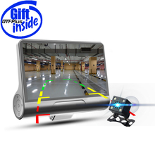 dash cam car camera Car DVR Dual Lens High-definition 1080p Night Vision Waterproof OTFPlus free shipping gift