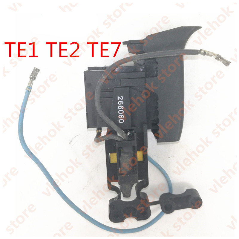 Switch Replace for HILTI TE1 TE2 TE7 TE-1 TE-2 TE-7 TE 1 2 7 Power Tool Accessories Electric tools part