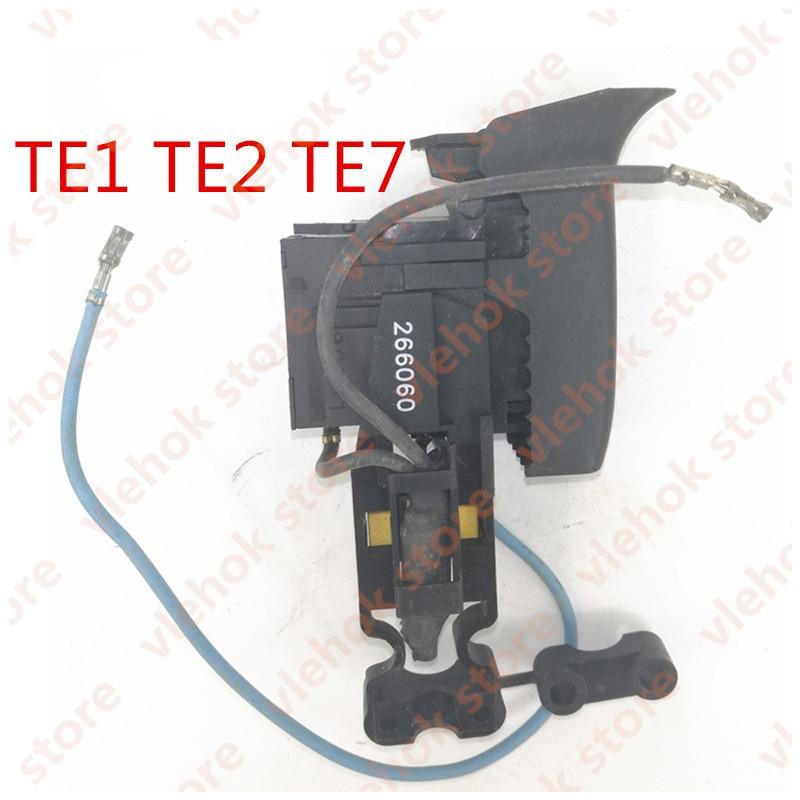 Switch Replace For HILTI TE1 TE2 TE7 TE-1 TE-2 TE-7 TE 1 2 7 Power Tool Accessories Electric Tools Part