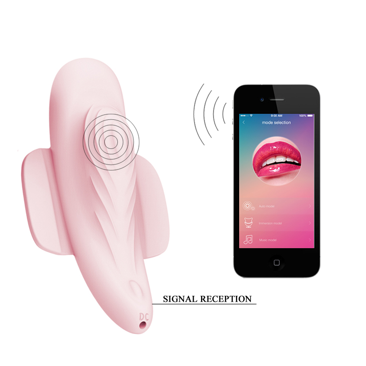 Wireless Remote Control App Smart Vibrator Pretty Love Strapon Vibrating Panties Clit vibrator Bluetooth Vibrators for Women 5