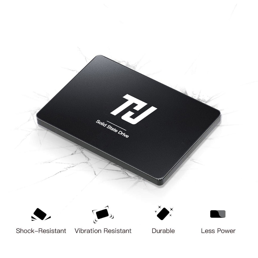 Disque SSD interne pour ordinateur portable THU disque SSD 120 GB 240 GB 480 GB 1 to SSD SATA 2.5