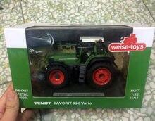 Weise-toys 1/32 escala Die Cast Metal modelo FENDT FAVORIT 926 Vario