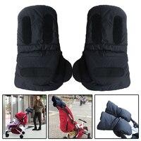 BS S Baby Stroller Warm Glove Winter Infant Stroller Essential Accessories Kids Toddler Trolleys Pram Pushchair