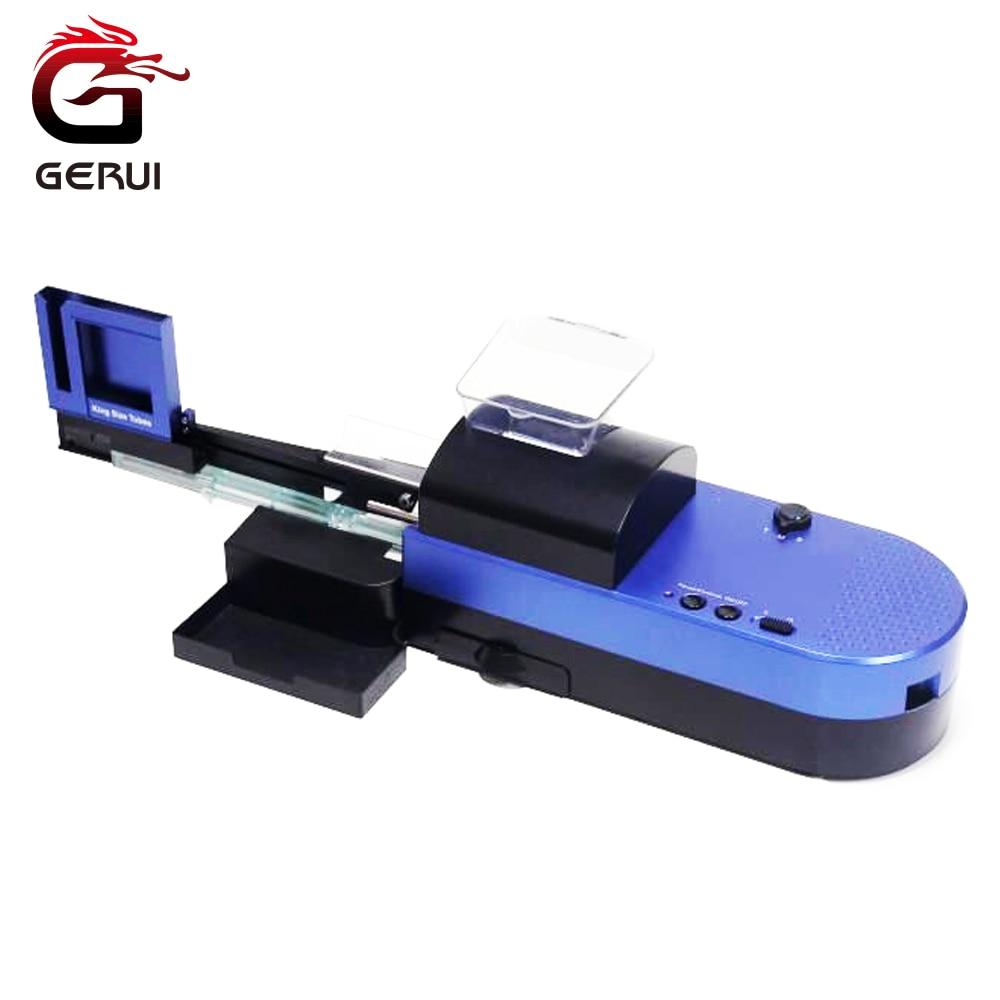 Gerui 2 Тип супер машина электрическая автоматическая сигареты станок свернуть 10 сигарет на 1-2 минуты