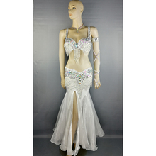 Free shipping high quality belly dance costume wear