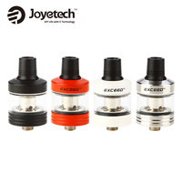 100 Original Joyetech Exceed D22C 2ml 3 5ml Atomizer Tank W EX Coil Heads Spare Glass
