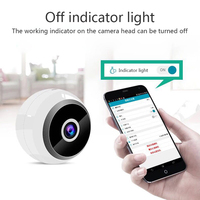 PUAroom 960 p 360 grad IP kamera fisheye versteckte kamera mit nachtsicht home security überwachung-in Überwachungskameras aus Sicherheit und Schutz bei