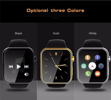 2016 Newest Smartwatch A9 Bluetooth Smart watch for  iPhone & Samsung Android Phone relogio inteligente reloj smartphone watch