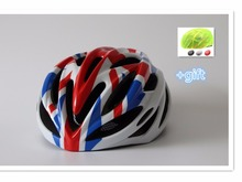 National Flag Special Edition Helmet 2016 latest road mountain bike ride helmet L code boxed