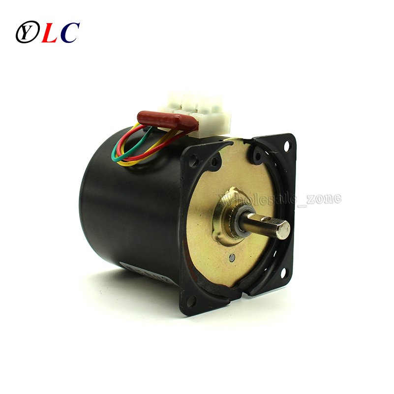 цена на 10RPM 60KTYZ gear synchronous motor AC synchronous motor For PTZ,air conditioner,stage lighting,Electric curtains CW/CCW