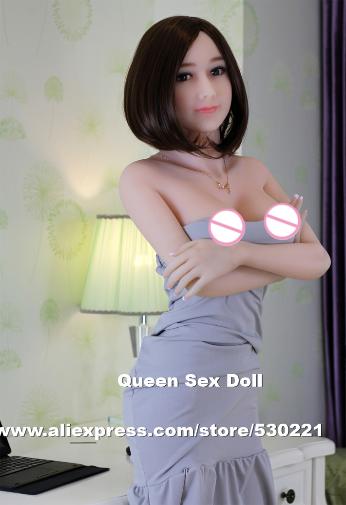NEW NEW 165cm Top quality oral sex doll full silicone, japanese real doll vagina pussy anal, real life dolls for sale, sex toys