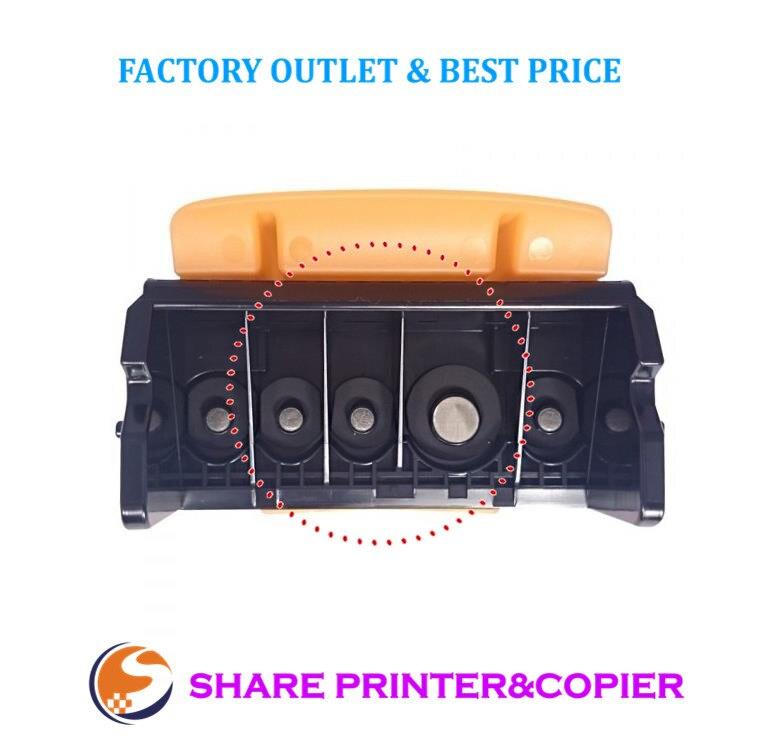 QY6 0080 printhead original Print head for Canon iP4820 iP4850 iX6520 iX6550 MX715 MX885 MG5220 MG5250